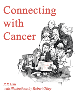 Connecting with Cancer book