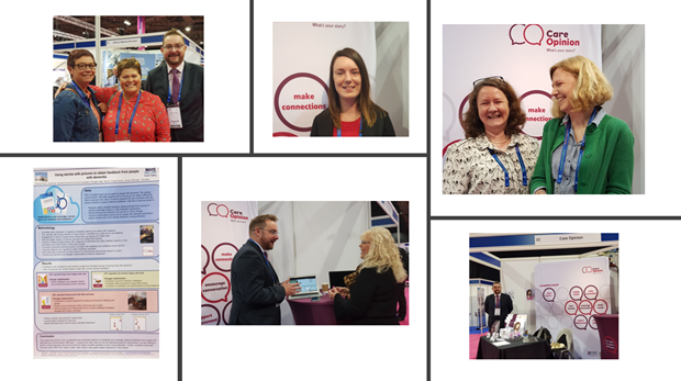 Pics from NHSSCOT19