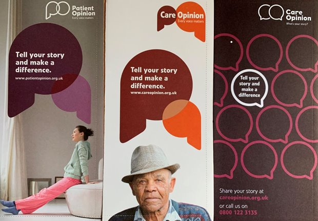 From Patient Opinion to Care Opinion
