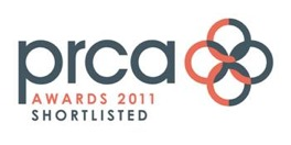PO have been jointly nominated for the PCRA Award 2011